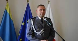 Paweł Antośkiewicz I Zastępcą Komendanta Policji