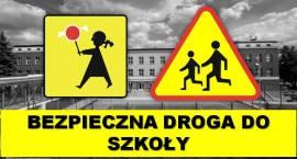 """Rusza akcja """"Bezpieczna droga do szkoły"""""""
