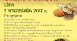 Dożynki gminy Pułtusk już w najbliższą niedzielę
