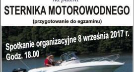 Kurs motororowodny - zaproszenie