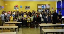 Sala wychowania komunikacyjnego przekazana uczniom
