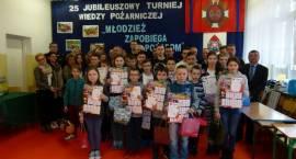 Gminne eliminacje konkursu pożarniczego w Skaszewie