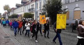 Marsz Białych Serc przeszedł ulicami Pułtuska