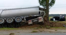 Duży wypadek w Gzowie - 3 osoby nie żyją