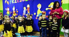 Pasowanie na przedszkolaka w filii miejskiej Czwórki