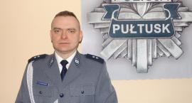 Komisarz Goździewski nowym kierownikiem posterunku w Świerczach