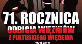 71 rocznica odbicia więźniów z pułtuskiego więzienia